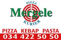 Pizza Mergele